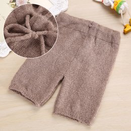 Wholesale Baby Photo Props Mohair - 1pc newborn baby mohair pants photo prop baby photography props solid color free size