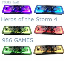 Wholesale Global Programs - The New video games, The Hero of Storm 4 ,986 programs,HDMI out,home arcade upgrade edition, the latest global exclusive , Lighting Upgrade.