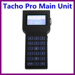 ferramenta de correção audi vw odômetro Desconto Dispositivo principal para Tacho Pro Plus V2008 julho versão principal unidade multi-linguagem de correção de odômetro ferramenta frete grátis