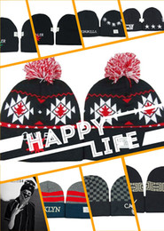 Wholesale Cheap Derby Hats For Women - Wholesale-12 STYLES HIP HOP Cayler s Sons BEANIE HATS CAPS FOR MEN WOMEN CHEAP FASHION WOOLen KNIT WARM WINTER HAT
