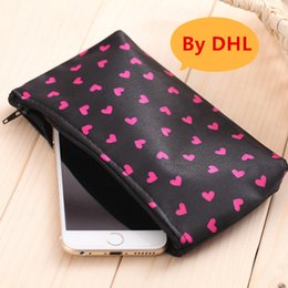 Wholesale Cute Cosmetic Packaging - High quality 4 Color cute cosmetic bag buggy bag Wash the bag Sports small Package Gift gifts Fast frees hipping