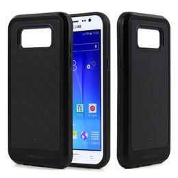 Wholesale Korea Wholesalers Phones - Korea style women men hard samsung phone case TPU slim armor shield anti slip impact resistant case for Samsung J7 galaxy S7 edge plus S6