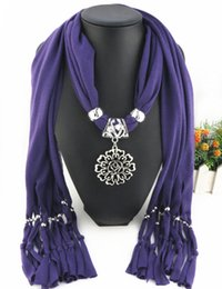 Wholesale cheap china roses - Newest Cheap Fashion Women Scarf Direct Factory Rose Jewelry Scarves Women Rose Flower Scarves Necklace From China