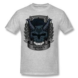 Wholesale T Shirt Emperor - Mix Order Men's Cotton T-Shirt The Emperor Men's O Neck Black Round Collar T Shirt Plus Size Design T-Shirt