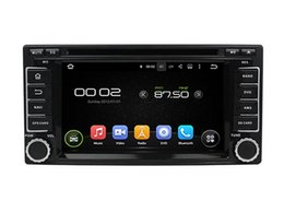 Wholesale Forester Gps - 6.2'' Quad Core Android 5.1 Car DVD Radio For Subaru Forester Impreza 2008 2009 2010 2011 With GPS Multimedia Map Gift