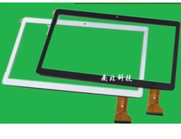 "Wholesale Glass Tablet Lenovo - Wholesale-White Black For 9.6"" Lenovo I960 Tablet MGLCTP-90894 touch Screen Digitizer Touch Panel Glass Replacement Free Shipping"