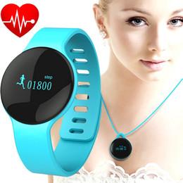 Wholesale Cheap Heart Rate Monitors - Smart Bluetooth Bracelet Watch Wristband H8 Swimming Sports Smart Band Heart Rate Monitor Pedometer cheap fitness tracker Band Reminder