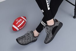 Wholesale Wholesale Mesh Boxes - 2016 Hot sell Running Shoes Relaxed and comfortable breathable sports walking tour Shoes Fitness Shoes With Initial box famous trademark