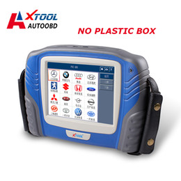 Wholesale universal update - 100% Original XTOOL PS2 GDS Gasoline Universal Car Diagnostic Tool Update Online Same function as X431 GDS without Plastic box