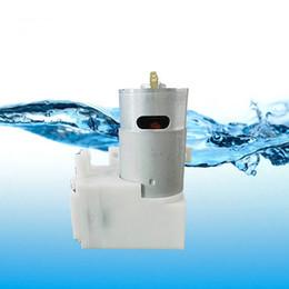 Wholesale High Pressure Vacuum Pump - 12v 2.5 bar high pressure Mini vacuum pump medical and Juice machine vacuum pump mini vacuum pump suction pump
