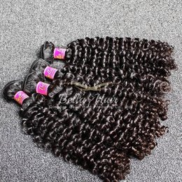 Wholesale High Quality Hair Products - Queen Hair Products High Quality Peruvian Curly Hair Weave Cheap Doudle Weft Curly Human Hair Extensions Free Shipping
