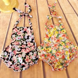 Wholesale Girls Clothes For Sale - Hot Sale Baby Romper Toddler 1piece For 0y-3y Girl The Little Baby Clothes Babys Clothing 2016 High Quality