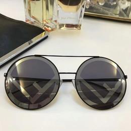Wholesale Mens Round Glasses Frames - brand designer sunglasses for men sunglasses for women womens sun glasses mens brand designer UV400 protection men sunglasses FF0285 and box