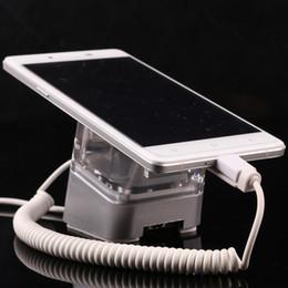 2шт акриловые сотовый телефон розничная стенд магнитная наклейка исправить будильник зарядное устройство держатель смартфона мобильная выставка противоугонные от Поставщики акриловые подставки для телефона