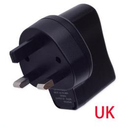 Великобритания зарядное устройство черный e cig зарядка ego plug адаптер для usb кабель линии ego батареи ecig электронная сигарета комплект высокое качество DHL от Поставщики комплект подкладки
