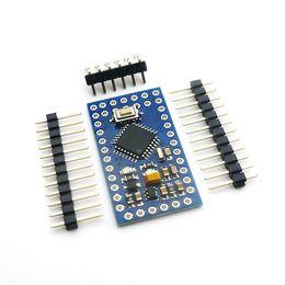 Wholesale Mini Voltage Regulator - 1 pcs Atmega328 5V 16M Replace ATmega128 Newest Arduino Compatible for Nano New Pro Mini free shipping
