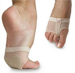 Wholesale Dance Pad Dancing Mat - Free shipping Dance Pad Front foot pad Foot wrap anti-shock anti-pain foot mat Durable toe Pad