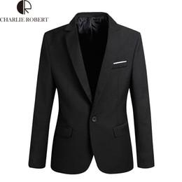 Wholesale New Design Men Jacket - Wholesale-New Design Men Suit Jacket Super Plus Size Casaco Terno Masculino Blazer Cardigan Jaqueta Wedding Suits Jacket Men Size S-6XL
