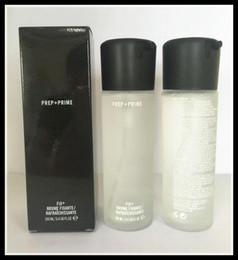 Wholesale Nail Finished - Prep Prime Fix FIXANTE RAFRAICHISSANTE 100ML Fixer Finishing Setting Spray Long lasting Natural Skin Refresher Free