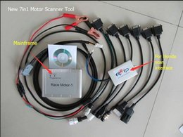 2019 partes de honda envío gratis Escáner de diagnóstico de motocicleta 7 en 1 para SYM, KYMCO, para YAMAHA, SUZUKI, HTF, PGO, soporte de HON-da para 7 tipos de herramientas de diagnóstico de marca