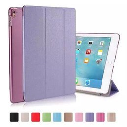 Wholesale Ipad Transformer - Smart Cover with Automatic Sleep & Wake-up for Apple iPad pro 9.7inch Folding Stand Transformers Flip Leather Case Magnetic