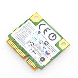 Wholesale Wireless N Adapter Pci - Wholesale- REALTEK RTL8192SE 802.11b g n 300Mpbs Mini Pci-e Wifi Wireless Card Laptop internal 300M wlan network Wi-Fi adapter