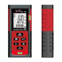 Wholesale Laser Measure Distance Meter - High Quality Laser Rangefinder Laser Roulette Laser Distance Meter 40M 60M 80M 100M Distance Meter Ruler Measuring Tape