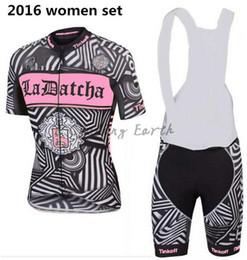 Wholesale Saxo Bank Sets - New arrival,Tinkoff Saxo Bank 2016 women short sleeve cycling jersey bib shorts shirt set clothes jersey ropa ciclismo,gel pad