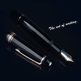 2020 scrittura laser penna stilografica in resina Materiale scolastico Strumenti di scrittura di lusso Penne a inchiostro laser Prodotti di cancelleria di alta qualità scrittura laser economici