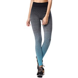 Wholesale Wholesale Yoga Clothing For Women - Wholesale-Women Sport Leggings For Yoga Running Training Bodybuilding Fitness Clothing Gym Clothes For Women Pants Elastic Legging