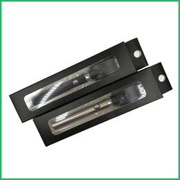 2019 blister benutzerdefinierte Benutzerdefinierte Logo Bud Touch Vape Pen Akku-Vorwärmfunktion mit Einzelhandels-Blisterverpackungsbox für Ladegeräte