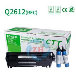 Wholesale Toner For Hp Laserjet - Whole sale ZH Toner Cartridge Q2612A REC 2BP Compatible for HP Laserjet 12A 1010 1012 1015 1018 1022 1022N