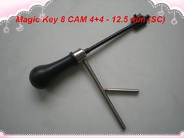 Wholesale Mm Key - free shipping NEW ARRIVAL best quality Magic Key 08 for CAM 4+4, Boda-428, Abloy- 12.5 mm (SC)