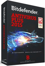 Wholesale Plus Security - BitDefender Antivirus Plus 2015 3PC, 3user about 330 days best price and quality