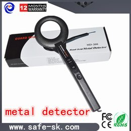 Wholesale Gold Detector Scanner - Wholesale-Wholesale best Handheld gold Metal Detector Professional High Sensitivity check for Body Super Scanner