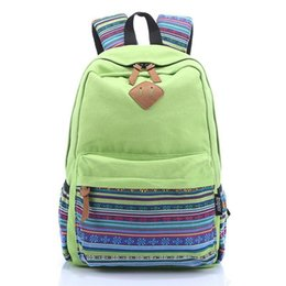 Wholesale Light Purple Canvas Backpack - womenƶs back pack bolsas mochilas femininas jan sport backpack unisex canvas zipper rucksack high quality daily outdoor backpack