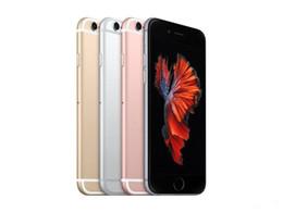 Gebrauchte kameras online-Entsperrt Apple iPhone 6S 1 GB 16 GB ROM RAM 4,7 Zoll 5,5 Zoll IOS9.0 Dual Core 1,4 GHz Telefon 8,0 MP Kamera 3G WCDMA 4G LTE Gebraucht