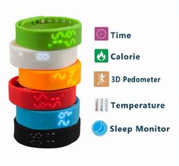 Горячий Новый W2 LED водонепроницаемый смарт-часы браслет сна мониторинга браслет Спорт шагомер ремешок 3D Android USB Интеллектуальное оборудование supplier w2 smart watch от Поставщики w2 smart watch