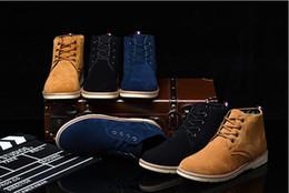 Wholesale Lazy Men - Winter fashion men's shoes. Men's cotton boots. Men's Shoes. Men's casual shoes. Lazy shoes. Business shoes.Martin Boots.