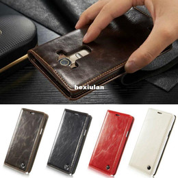 Wholesale Leather Magnetic Wallet - 2016 New Arrival Luxury Magnetic Auto Flip Original Mobile Phone Cases For LG G4 Cover Genuine Leather Wallet Case Accessories