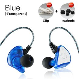 Wholesale Gel Earphones - Powerful Mini HiFi S6 Earphones Ear Gels Headphone Earbuds with Microphone and Volume Control for Samsung Galaxy S6 S5 S4 Android Devices