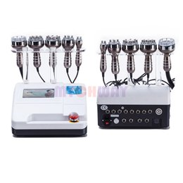 Wholesale 5in1 Ultrasonic Liposuction Machine - 5in1 40K Ultrasonic Liposuction Cavitation Vacuum Body Contour Slimming Machine for Weight Loss Fat Removal Cavitation Radio Frequency