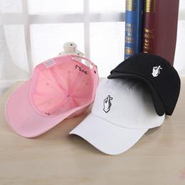 Wholesale Korean Accessories For Men - Hot Sale Couple Outdoor Sport Sun Hat Casual Casquette Hat Fashion Korean Style Men Women Baseball Cap Hair Accessories for Women
