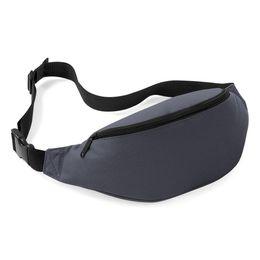 Wholesale Purple Travel Pillow - Nylon Waist Bag Women Fanny Pack Travel Men Belt Bag Waterproof Waist Bags Portable Zipper Bum Bags Casual Handy Wasit Pack Male