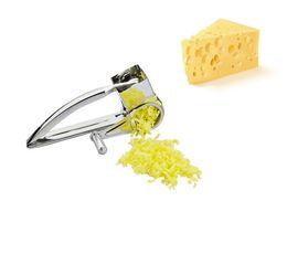 Multifuncional acero inoxidable herramientas ralladoras de queso práctico queso de chocolate plano rallador de ajo limón Zester fruta pelador utensilios de cocina desde fabricantes