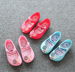 chaussures de chaussures Promotion Enfants sandales filles