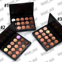 Wholesale Bag Concealer - Factory Direct DHL Free Shipping New Makeup Face Mini 15 Colors Concealer Palette Along With Opp Bag!3 Different Colors!