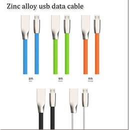 Wholesale Copper Line - fashion desigin colorful usb data cable chaging line micro usb data sync cable with 70 copper wires fast charging cable for smartphone