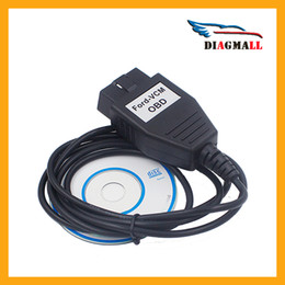 Wholesale Super Ford Vcm - Super OBD2 Diagnostic Scanner For FORD-VCM OBD Auto USB Diagnostic Cable For FORD VCM OBD For FORD Mazda CNP Free Shipping