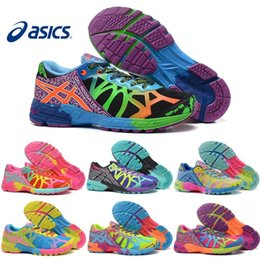 Wholesale Cool Shoes For Women - Top Quality New Gel Noosa Tri 9 IX Running Shoes For Men Women, Fashion Cool Lightweight Sneakers Breathable Sport Sneakers Eur Size 36-45